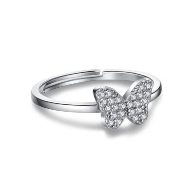 Kadabraargento_kaabra_argento_gioielli_anelli_cristalli_bianchi_farfalla