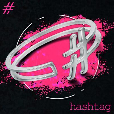 Collezione #Hashtag
